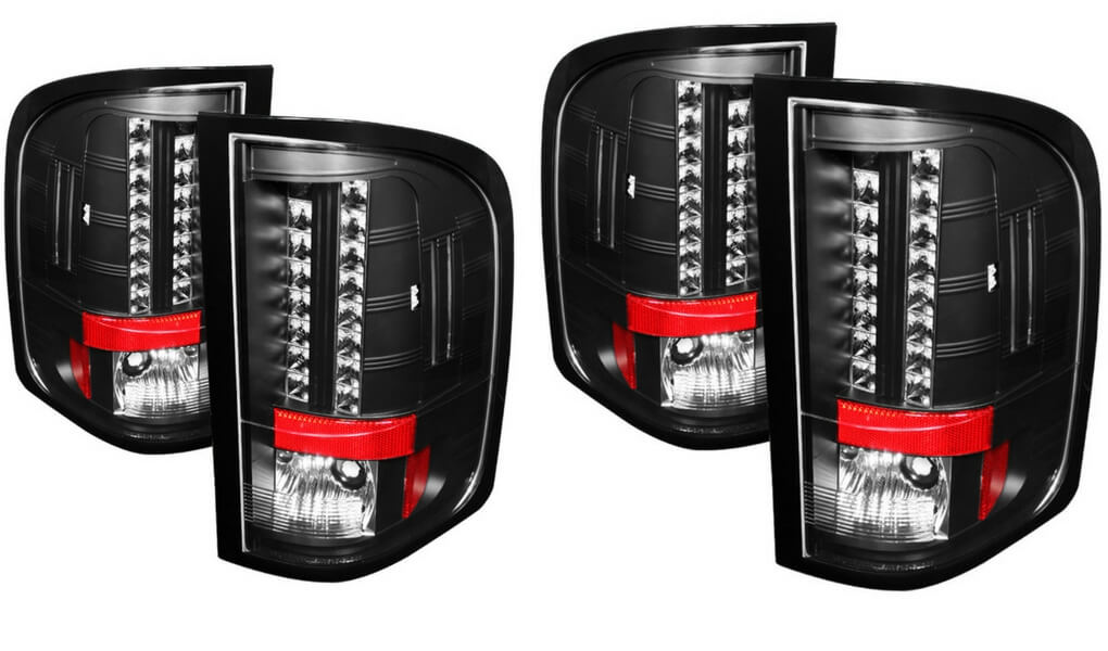 what is the best LED tail lights for Chevy Silverado