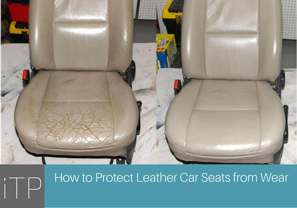 Enjoy driving How to Protect Leather Car Seats from Wear