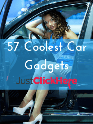 57 Coolest Car Gadgets